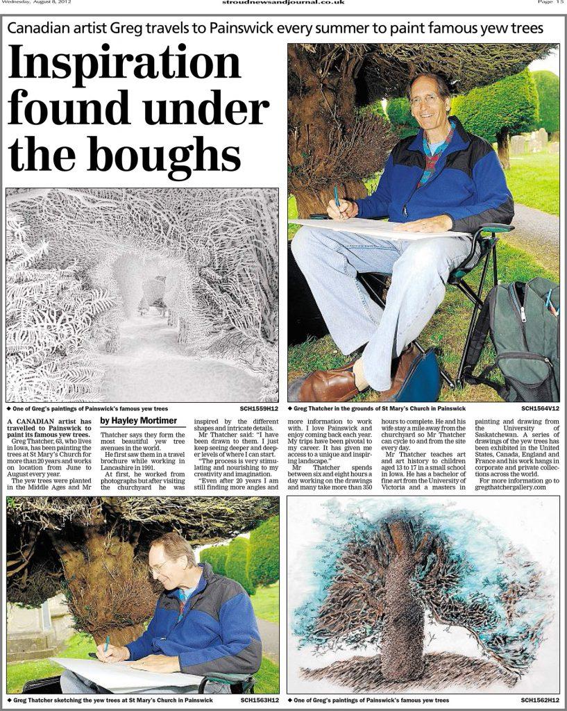 Greg Thatcher Stroud News and Journal