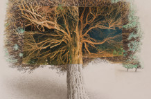 Yew Trees #66-M.M #2